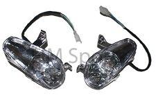 Atv Quad Front Head Lights Lamp Headlights Headlight Parts 110cc Coolster 3050B