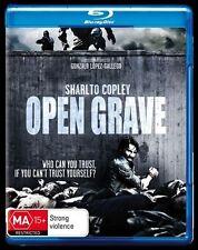 Open Grave        Blu-Ray Region B