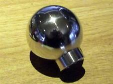 Gearknob, Mazda MX-5, ball type, polished aluminium MX5 gear knob, hand made