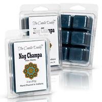 Three (3) Nag Champa Wax Melts Tarts Incense for oil/tart warmer burner