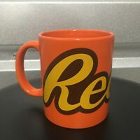 Reese's Coffee Hot Chocolate Cup Mug Galarie Orange Yellow A3