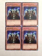 YuGiOh TCG Lord of D. DL17-EN001 4cd Set Red/Blue/Green/Purple All Colors New DL
