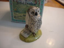 ROYAL DOULTON WINNIE THE POOH LIMITED EDITION WOL nuovo con scatola made in Inghilterra