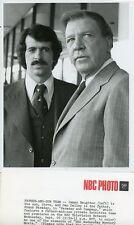 Dan Dailey James Naughton Faraday And Company Portrait Original 73 Nbc Tv Photo