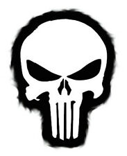 The Punisher Skull Sticker Decal, Chris Kyle American Sniper NAVY SEAL USA