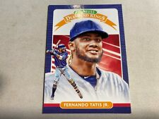 2020 Donruss Baseball base *Free Shipping* Cards #1-210