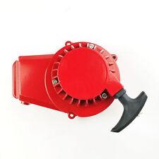 NEW ALLOY RED PULL START STARTER 43cc 47cc 49cc POCKET  MINI DIRT ATV QUAD