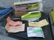 Vintage couteau electrique PARIS RHONE DECO DESIGN 70's