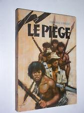 FERNAND LAMBERT - LE PIEGE [ILLUSTRATIONS DE PIERRE JOUBERT] - 1966