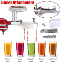 Household Juice Attachment Kit For Kitchenaid 4.5-5T Juicer Stand Mixer Reamer