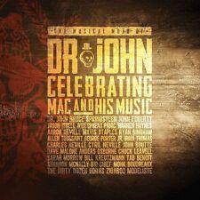 DR. JOHN - THE MUSICAL MOJO OF DR. JOHN - NEW CD / DVD