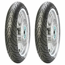 TYRE SET PIRELLI 110/70-13 48P + 3.50-10 59J ANGEL SCOOTER