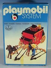 Playmobil Klicky 3245 Western Wells Fargo Kutsche in O-Box 70er Jahren #24