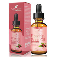 60ml 100% Rosehip Oil Pure Organic Rose Hip Seed Oil Cold Pressed