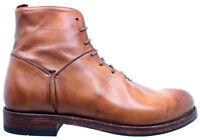 PANTANETTI Zapatos Mujeres Botas 11665F Nebula Old Cuoio Sister 898 Marron Piel