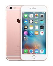 Apple IPHONE 6s Plus 64GB Oro Rosa Ios Smartphone Senza Blocco SIM - Buona Stato