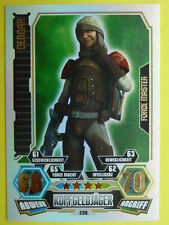 Force Attax Clone Wars 3 (2012, rot), Dengar (239), Force Master
