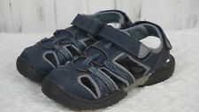 SONOMA 73277 Wander BOYS Kids Agion Treated Fisherman Blue Sandals Shoes Sz. 2 M