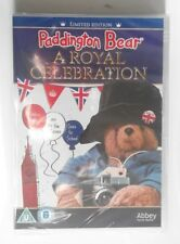 PADDINGTON BEAR A Royal Celebration DVD NEW and SEALED KIDS CLASSIC TV SHOW