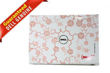 New Dell Studio 1535 1536 1537 Pattern LCD Back Cover Lid With Hinges R133K