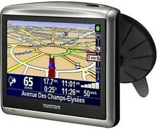 GPS TOMTOM ONE XL NAVIGATION AUTOMOBILE CARTES FRANCE EUROPE AVEC ALERTES RADARS