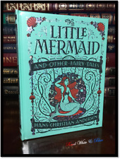 The Little Mermaid Sealed Leather Bound Illustrated Children's Gift Collectible