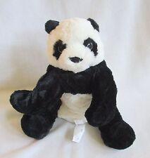 IKEA Panda Kramig Black White Plush  Soft Toy Stuffed Bear