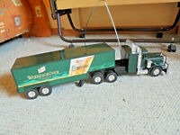 Wernesgrüner Bier Trück ferngesteuert mit Licht Laster LKW