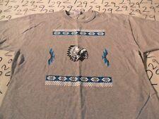 Large- Tribal Indian T- Shirt