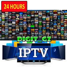 24 Hours Trial IPTV Service Warranty For MAG OPENBOX V8S ZGEMMA FIRESTICK TV BOX