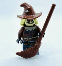 "Scarecrow ""Batman Villain"" Custom Figure #15  ((US SELLER - FITS LEGOS))"