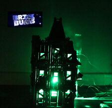 Brickbums Custom spettrale Kit di illuminazione a LED per LEGO Set 10228 NUOVA CASA STREGATA