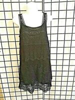 American Eagle Outfitters Women's Size Adult Medium Sleeveless Dress