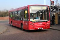 Abeillio 8790 YX12GHD 6x4 Quality London Bus Photo