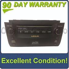 2009 - 2011 Lexus GS350 GS460 OEM Mark Levinson 6 CD AM FM Radio USB Navigation