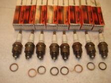 Set of 8 NOS Autolite A42 Spark Plugs 1959-75 Chrysler DeSoto Dodge Plymouth V-8