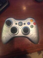 Xbox 360 Halo Reach Controller Original Microsoft No Battery Pack Works