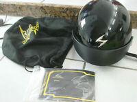 Scorpion EXO Motorcycle Helmet XL Black 7 5/8- 7 3/4 Good Condition