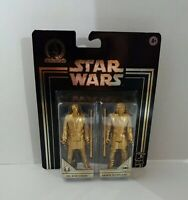 "STAR WARS 3.75"" SKYWALKER SAGA COMMEMORATIVE EDITION OBI-WAN KENOBI & ANAKIN"