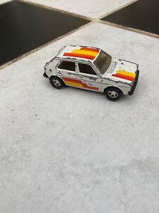 Vintage Matchbox Super Kings Diecast K-86 VW Volkswagen Golf GTI Car 1981 Lesney