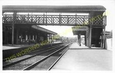 West Wickham Railway Station Photo. Hayes - Eden Park. Elmer's End Line. (4)