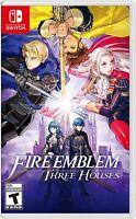 Fire Emblem: Three Houses - Nintendo Switch (NEW)