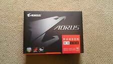 GIGABYTE AORUS Radeon Rx 580 DirectX 12 GV-RX 580 Aorus - 8GD 8GB 256-Bit GDDR 5 PCI