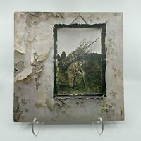 Led Zeppelin - IV Untitled Vinyl Record LP 240102 1971 Atlantic Pressing