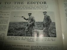 Shooting Times And Country Magazine 7th September 1962 + Illustrated + Nostalgic