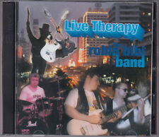 The Robin Bibi Band : Live Therapy 2CD Blues Rock FASTPOST