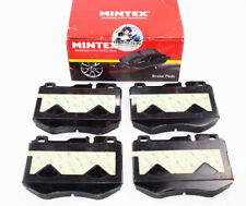 BRAND NEW MINTEX FRONT BRAKE PADS SET MDB3710 (REAL IMAGES OF THE PARTS)