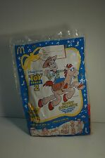 Toy Story 2 WOODY & BULLSEYE CANDY DISPENSER Happy Meal Toy SEALED