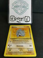 POKÉMON JUNGLE UNLIMITED RHYHORN COMUNE 61/64 NM