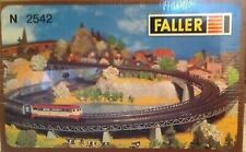 Faller 2542 - scala N - sezione circolare di ponte